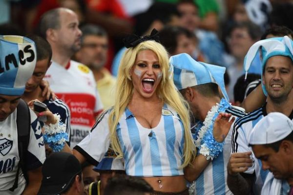 World Cup diary: Argentina fans channel Creedence ...
