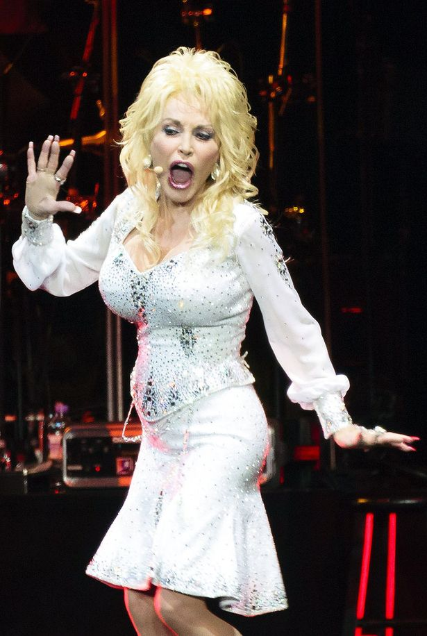Glastonbury Headliner Dolly Parton