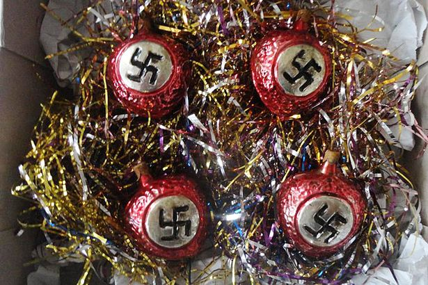 Nazi Christmas Decorations