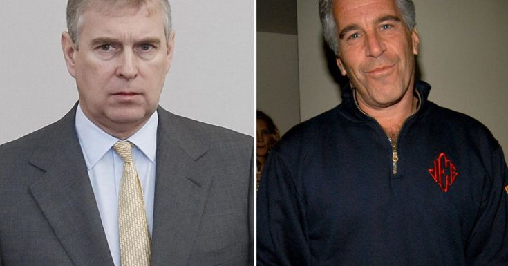 'Prince Andrew had sexual relations with me when I was underage': Amazing court allegations