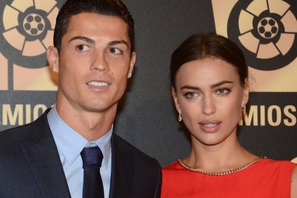 Image result for images of c ronaldo and his wife