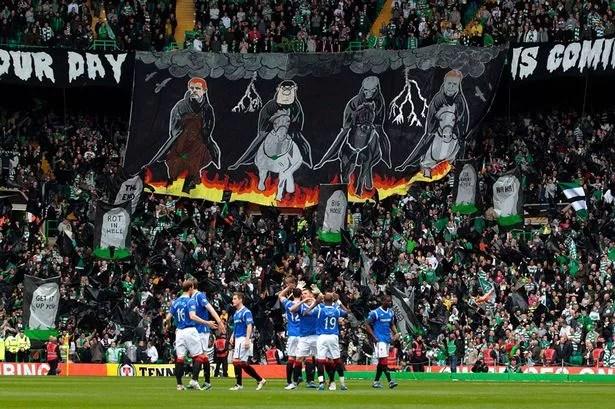Kết quả hình ảnh cho Celtic – Rangers derby