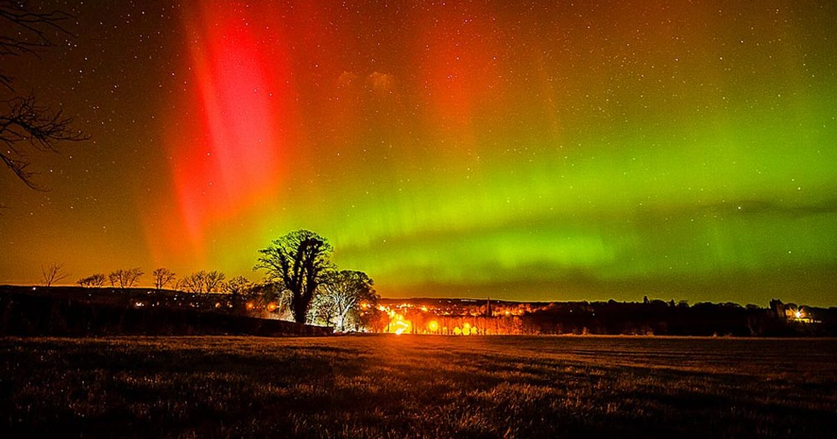 Northern Lights Edinburgh 2017