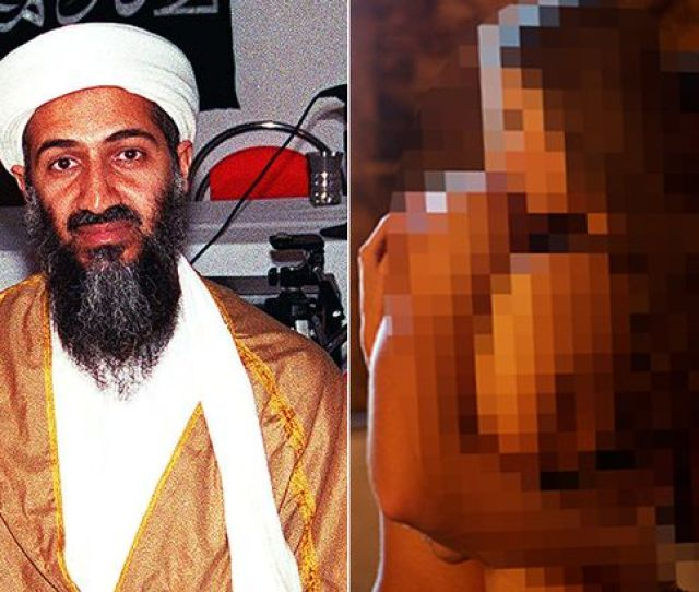 Porn Large Stash Of Mucky Movies Were Found At Osama Bin Ladens Hideout