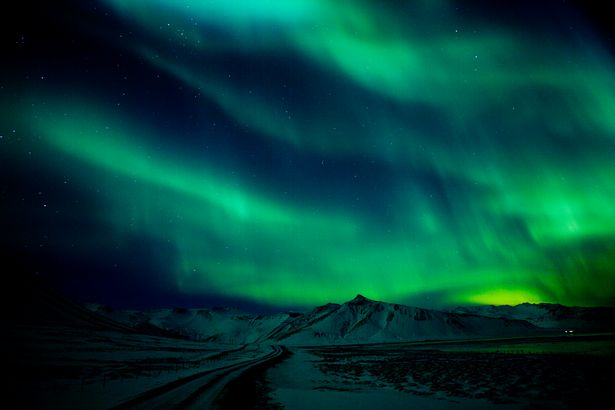 Can We See Northern Lights Tonight Uk
