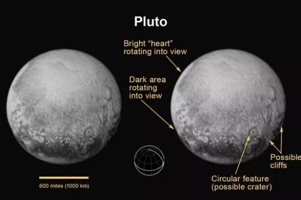 NASAs New Horizons probe Pluto is bigger planet than