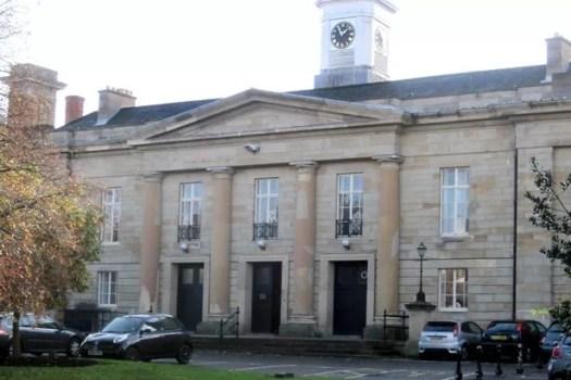 Corte de la corona de Durham