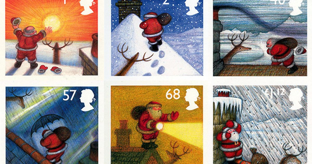Christmas Stamp Costing 25p Should Be Introduced To