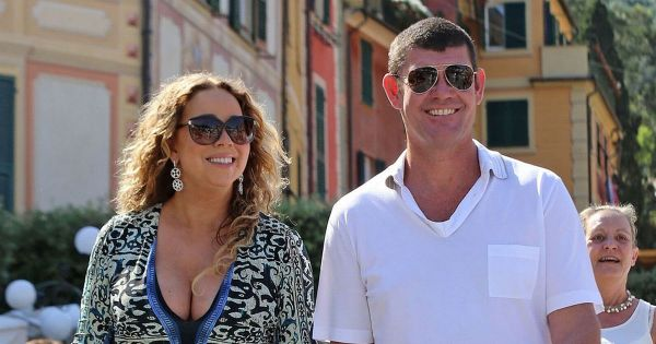 Mariah Carey is ENGAGED to billionaire boyfriend James ...