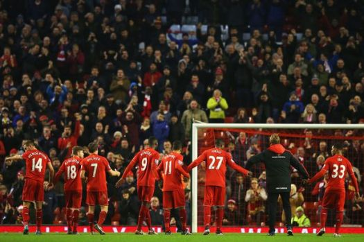 Should Liverpool be celebrating a 2-2 draw at home against ...
