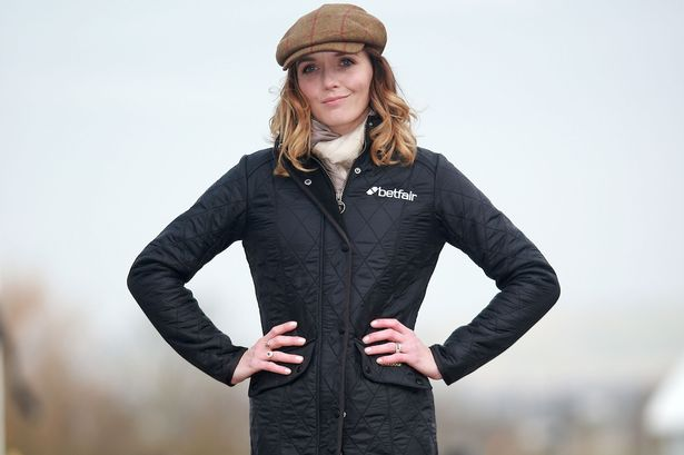 Victoria Pendleton Cant Imagine Life Without Horses