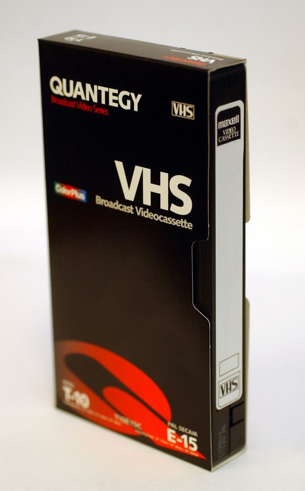 The Old VHS Tapes Now Worth 1500 Revealed Could You