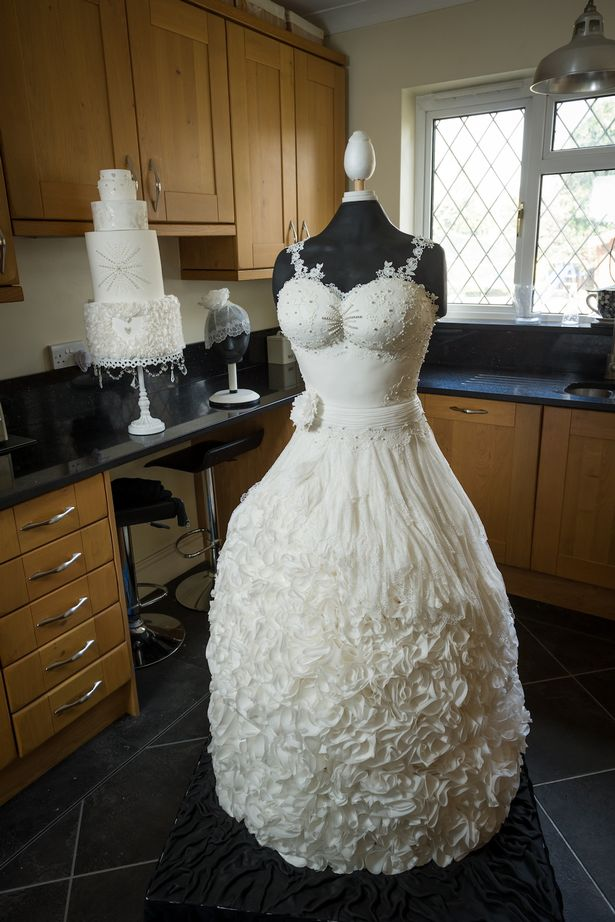 The Beautiful Wedding Dress A Bride WONT Want To Wear On