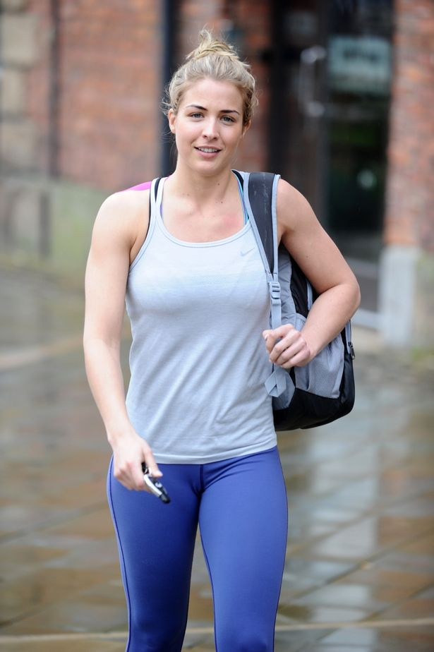 Gemma Atkinson Hits Back At Body Shamers Who Claimed She