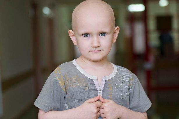 Hasil gambar untuk cancer kids victim