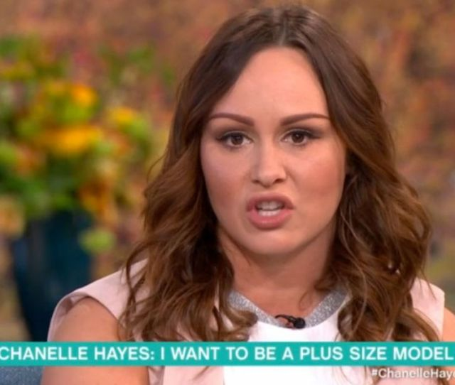 Unconvinced Holly Willoughby And Phillip Schofield Grill Liar Chanelle Hayes Over Weight Gain And Fitness Dvd Bid Mirror Online