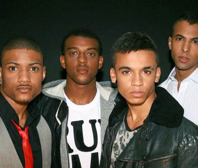 Jb Gill Oriste Williams Aston Merrygold Marvin Humes In Publicity Shoot  Jls