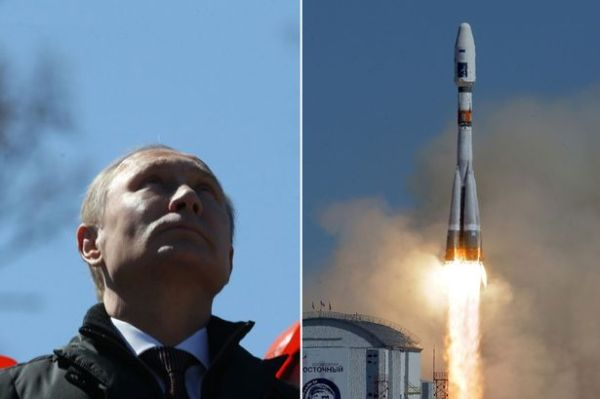 Russian space agency launches rocket from new cosmodrome ...