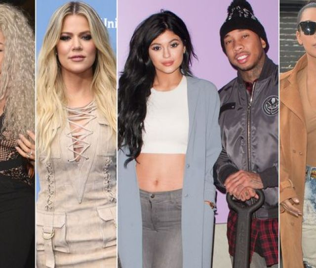 All The Kardashian Rumoured Sex Tapes After Kylie Jenner