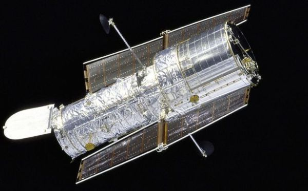 Hubble Space Telescope just spotted a mysterious new ...