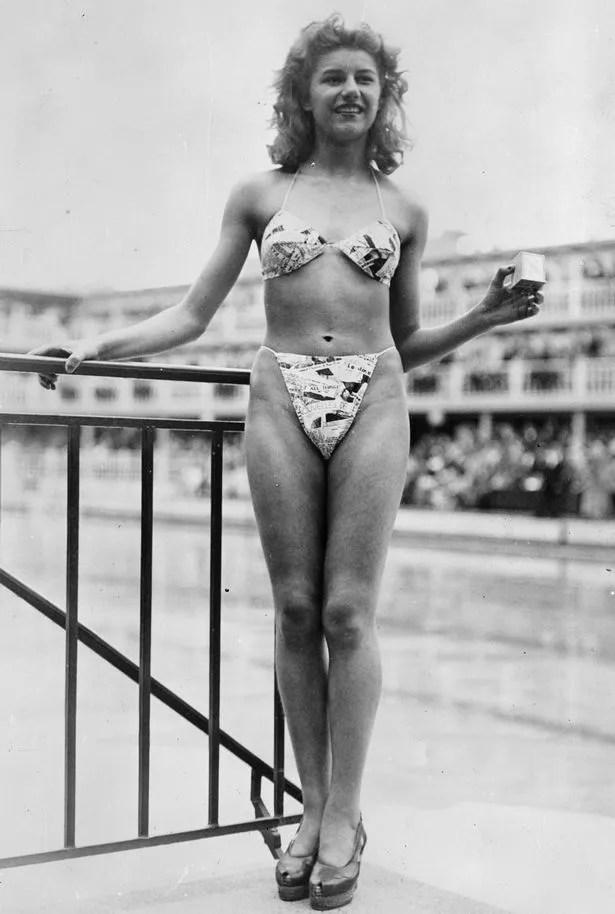Resultado de imagen para first bikini
