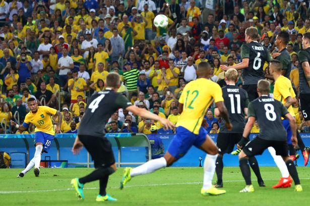 Image result for 2016 brazil germany