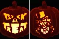 halloween pumpkin templates uk