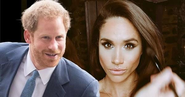 Prince Harry's 'secret girlfriend' Meghan Markle drops ...