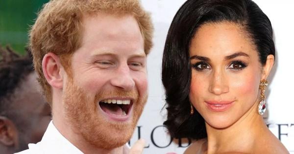 Inside Meghan Markle and Prince Harry's secret ...
