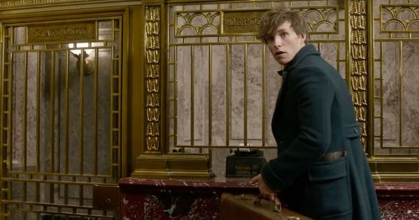 Harry Potter spin-off Fantastic Beasts and Where to Find ...