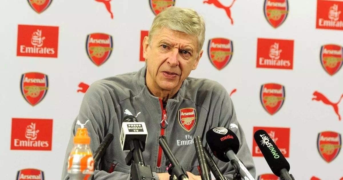 Image result for wenger press conference
