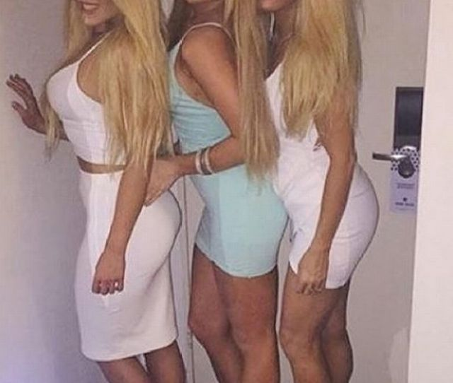 Mum Regularly Mistaken For Being Same Age As Two Daughters Half Her Age But Can You Tell Them Apart World News Mirror Online