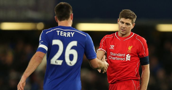 John Terry wants to follow former England teammate Steven Gerrard and take first steps into management - Mirror Online