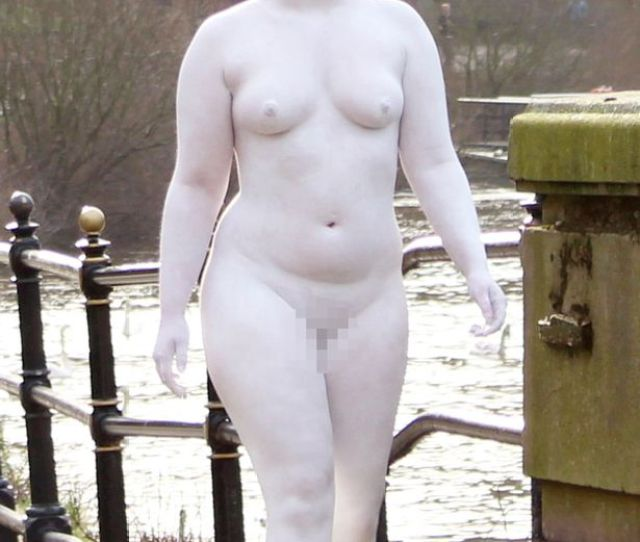 Neighbours Baffled After Naked Female Clown Covered Head To Toe In White Paint Spotted Strolling By River Mirror Online
