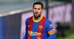 """Gerard Pique menyoroti faktor """"penting"""" dalam masa depan Lionel Messi di Barcelona"""