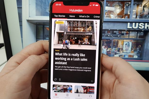 Download the MyLondon app for the latest news and updates