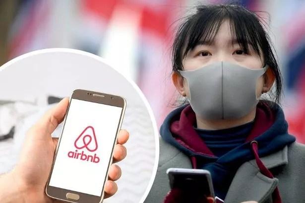 airbnb and the coronavirus