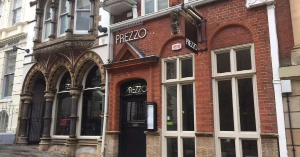 Full list of Prezzo and Chimichanga restaurants closing is ...