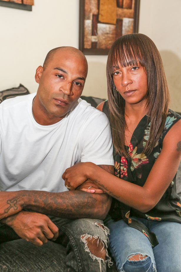 Newly married couple Zarrah and Marcus Hayles said the last day of their honeymoon was spoilt
