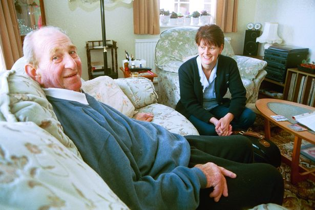 Tree sponsorship will help fund Age UK home visits