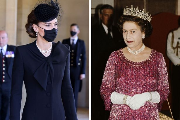 A member of the Royal Family has borrowed something from the Queen ten times