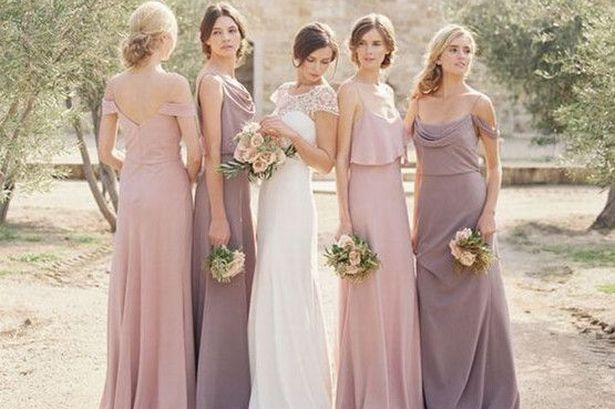 The 6 Best High Street Shops For Bridesmaid Dresses In