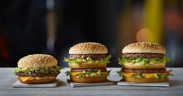 McDonald's Grand Big Mac: how long are they on sale for ...