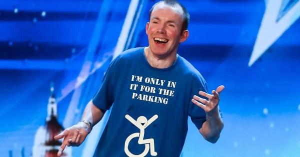 Britain's Got Talent winner Lost Voice Guy announces West ...