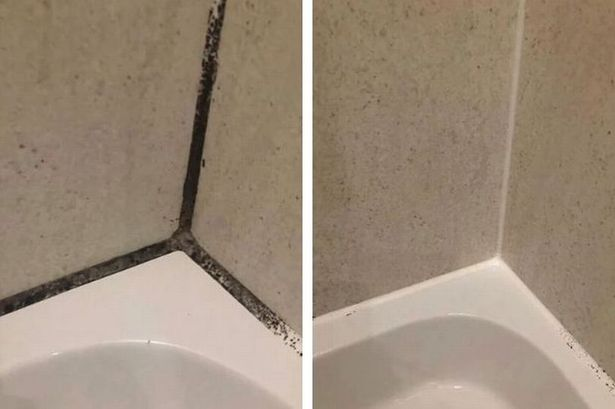 the cleaning hack that removes mould