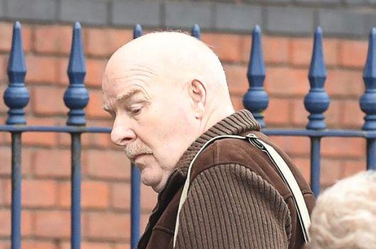 Pensioner Zygmunt Staszewski was jailed at Stoke-on-Trent Crown Court