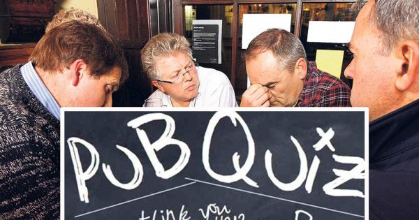 30 classic pub quiz questions to test your general ...