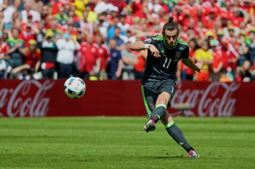 Image result for gareth bale free kick