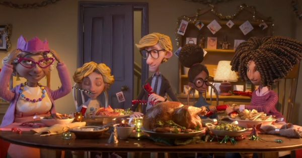 Sainsbury's has released its Christmas advert featuring ...