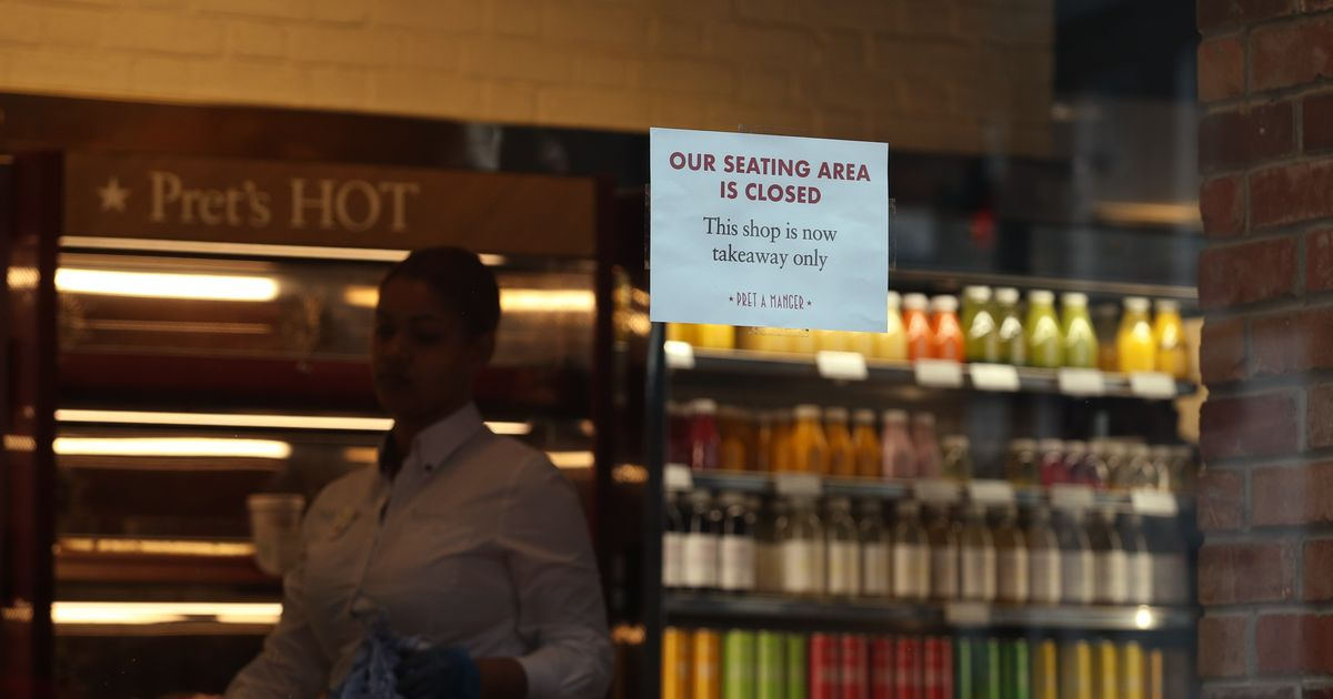 pret a manger to open across the uk